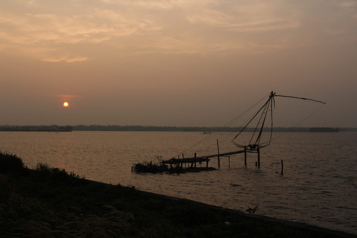 Kerala Log 1 – Fort Kochi